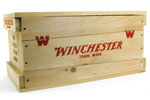 Standard Black Winchester Cannon - Included Shipping Crate